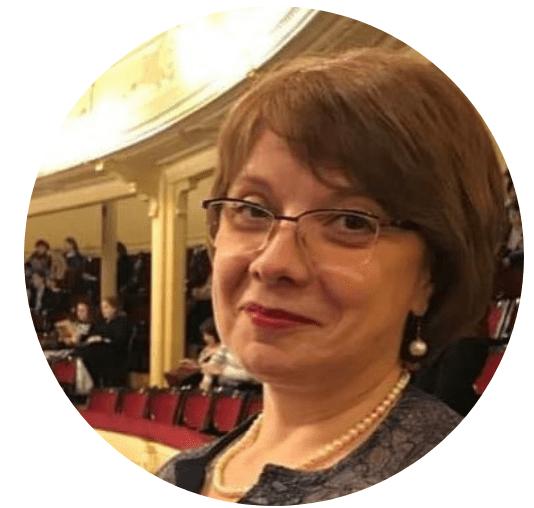 Елена Петриковец