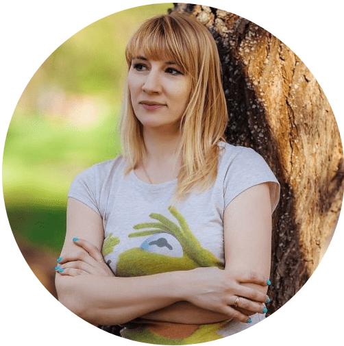 Оксана Серова